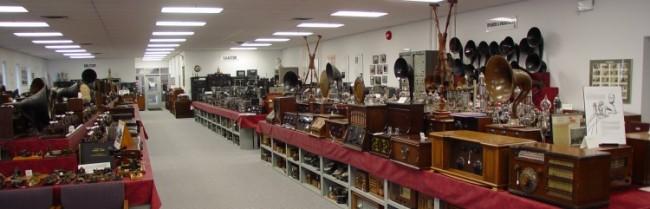 Hammond Museum of Radio Overview